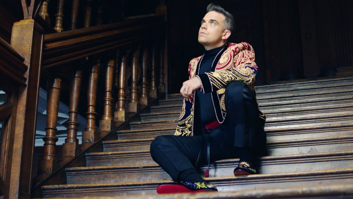Robbie Williams 'Party Like A Russian' by Vaughan Arnell
