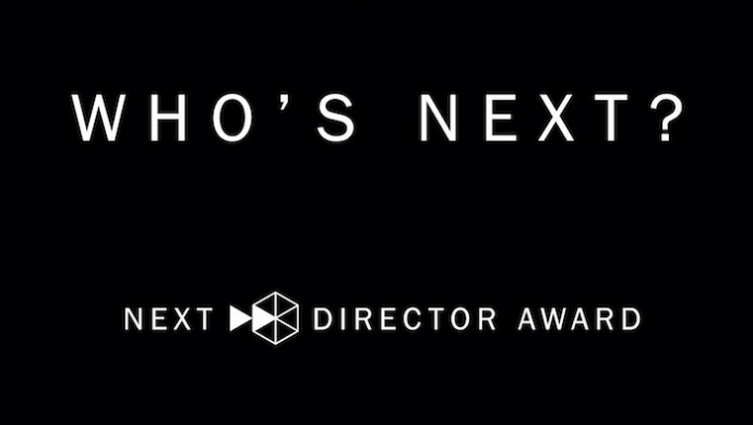 One week left to enter the D&AD next director award