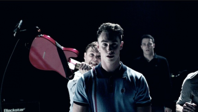 Don Broco 'Actors' by Chris Cottam