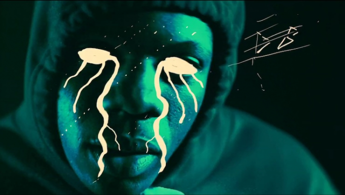 Dahlia Black 'Fuck A Rap Song' by Ruff Mercy
