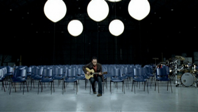 Dave Matthews Band's You And Me by Michael Baldwin