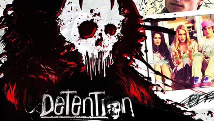 Joseph Kahn movie 'Detention' plus Q&A in London tonight