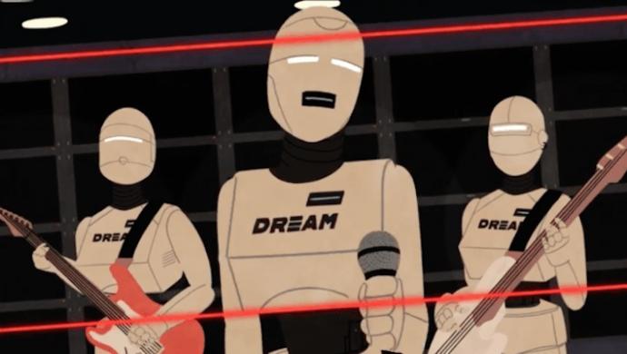Dream Wife 'Hey Heartbreaker' by Mason London