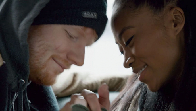 Ed Sheeran 'The Shape Of You' by Jason Koenig