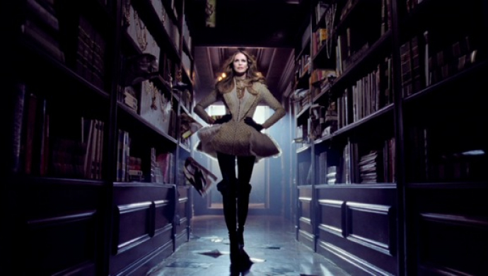 'Britain & Ireland's Next Top Model' promo by Trudy Bellinger