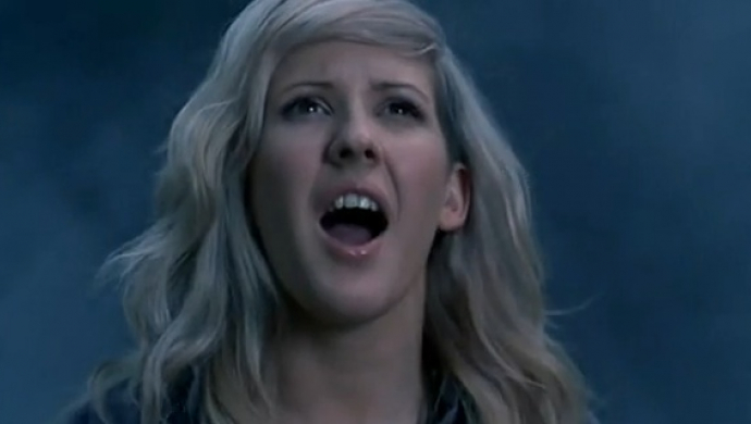 Ellie Goulding's Under The Sheets by Lennox Brothers