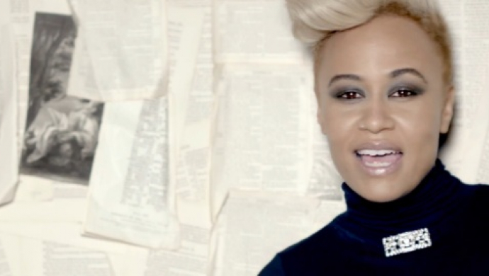 Emeli Sandé 'Next To Me' by Charles Mehling