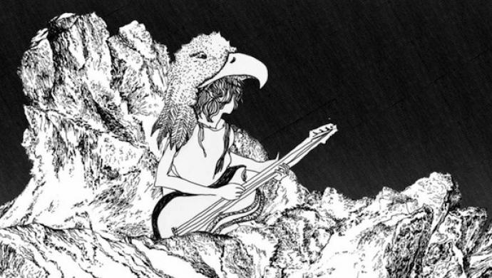 Emily Loizeau 'Vole Le Chagrin Des Oiseaux' by Nicolas Mongin
