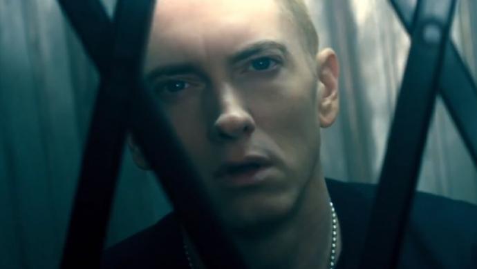 Eminem ft Rihanna 'The Monster' by Rich Lee