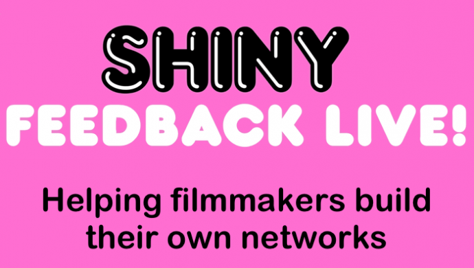 Shiny launches Feedback LIVE! at Stink on July 17th