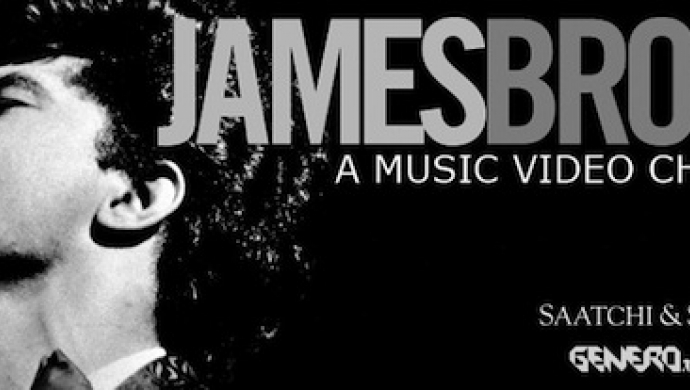 James Brown – A Music Video Challenge launches today!