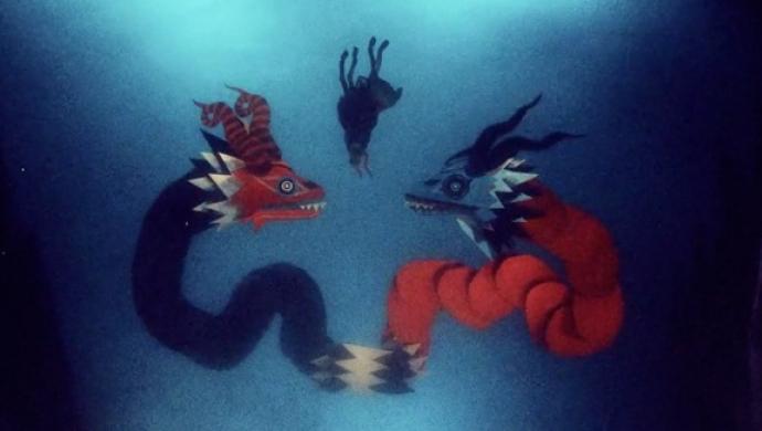 Fleet Foxes 'The Shrine / An Argument' by Sean Pecknold