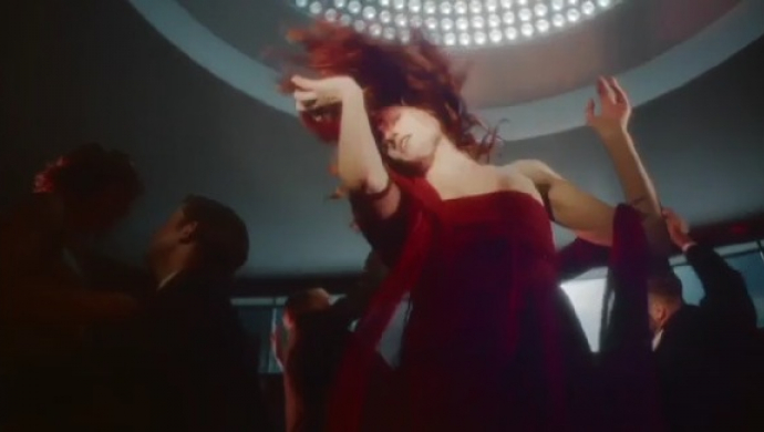 Florence And The Machine 'Shake It Out' by Dawn Shadforth