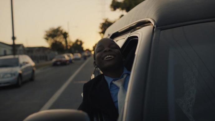 Flying Lotus ft. Kendrick Lamar 'Never Catch Me' by Hiro Murai