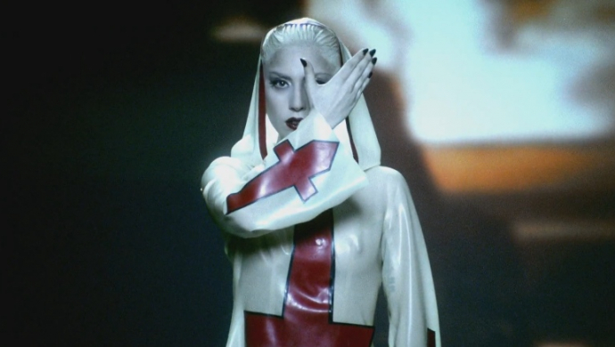 Lady Gaga's Alejandro by Steven Klein