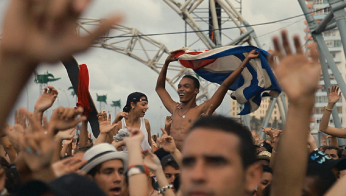 Austin Peters brings his Major Lazer film 'Give Me Future' to Sheffield Doc/Fest and London