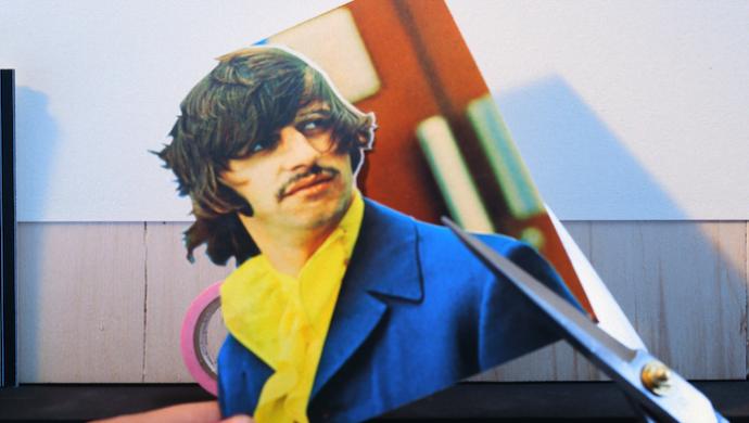 The Beatles 'Glass Onion' by Alasdair + Jock
