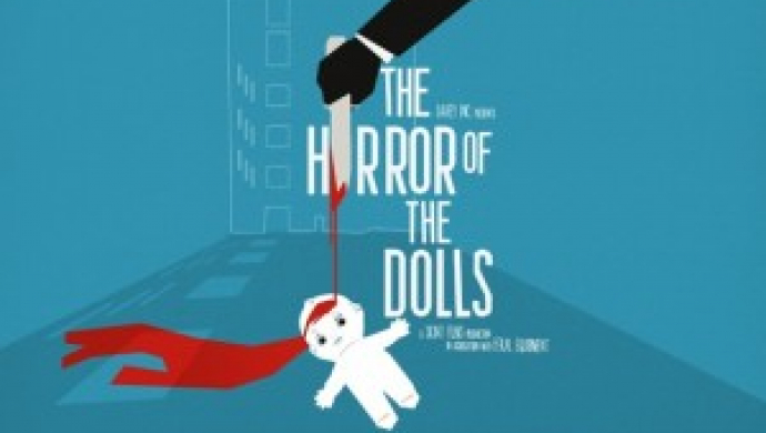 Shane Davey wins 28 Day Feature Film Challenge with The Horror of the Dolls – special screening at ICA tomorrow