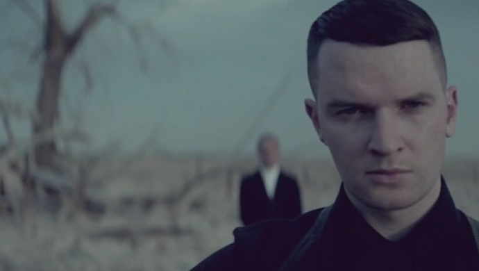 Hurts 'Somebody To Die For' by Frank Borin