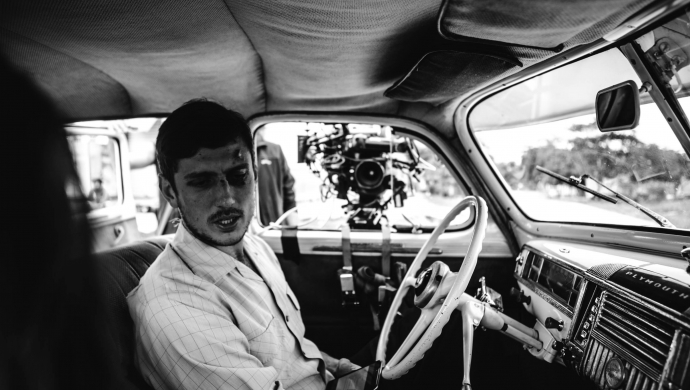 """""""She isn't afraid of anything"""" – Vincent Haycock on directing Florence Welch"""