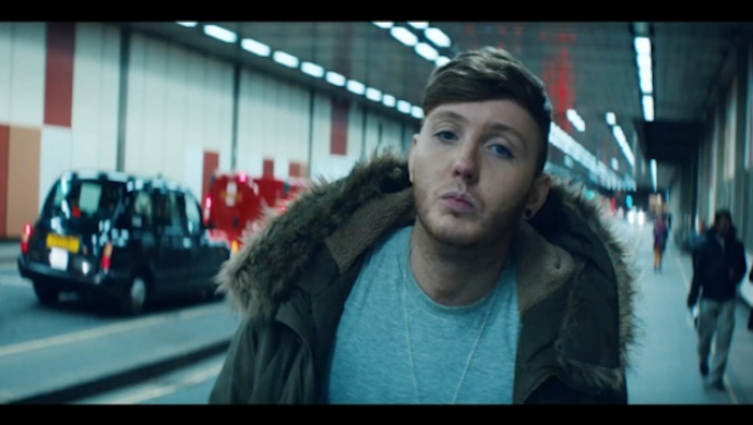 James Arthur 'Get Down' by Bugsy