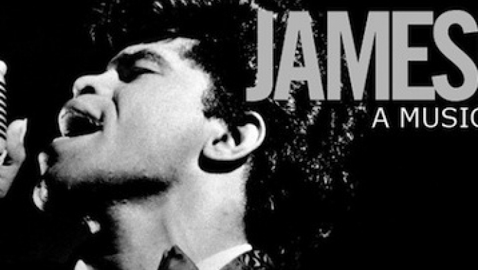 Get up! 11 more days to enter James Brown music video competition