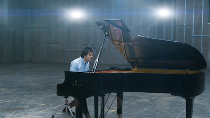 Jamie Cullum 'Everything You Didn't Do' by Alexander Brown
