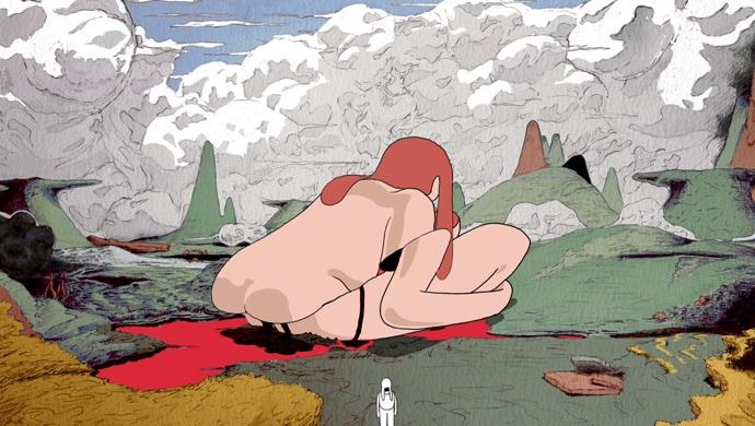 Jenny Wilson 'RAPIN*' by Gustaf Holtenäs