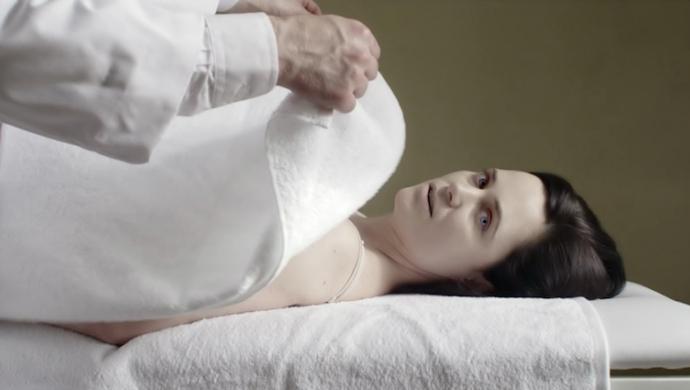 Joe Goddard feat. Mara Carlyle 'She Burns' by Soandsau