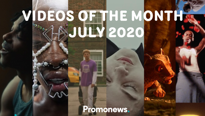 Videos of the Month - July 2020