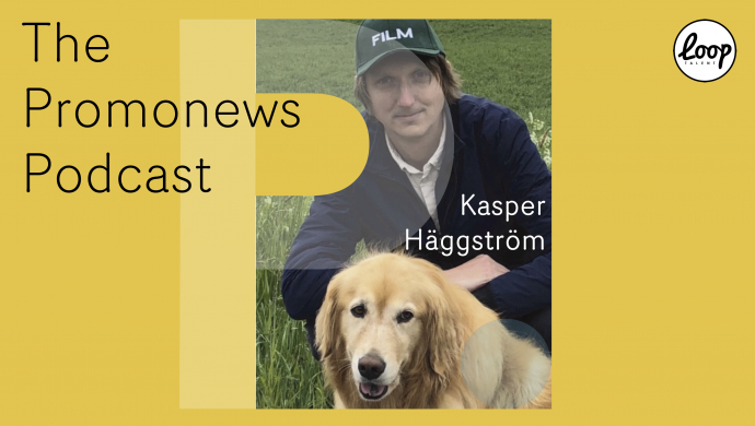 The Promonews Podcast - new episode with Kasper Häggström out now