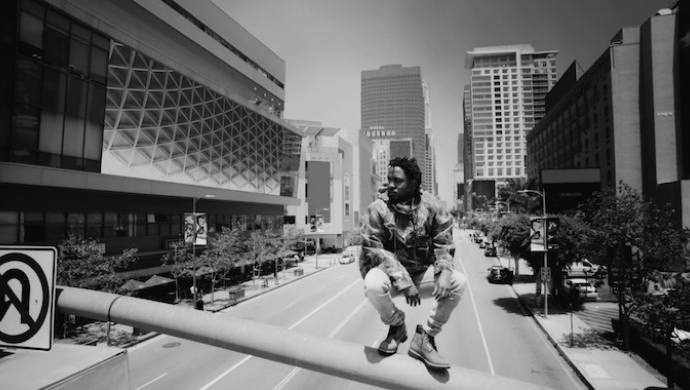 Kendrick Lamar's Alright video wins at Camerimage