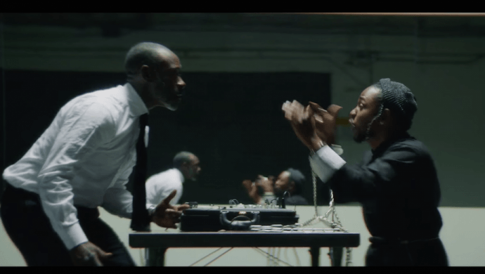 Kendrick Lamar 'DNA' by Nabil & The Little Homies