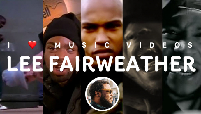 """I ❤️ Music Videos"" - Lee Fairweather x Diane Martel's 90s Hip Hop Classics"