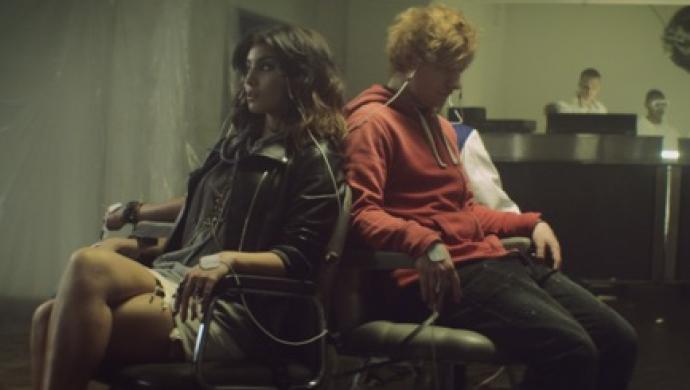 Lewi White (ft. Ed Sheeran, Yasmin, Griminal and Devlin) 'Young Guns' by Carly Cussen