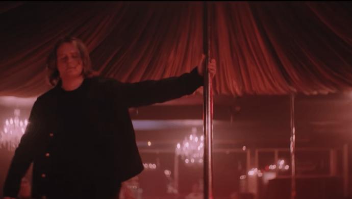 Lewis Capaldi 'Grace' by Louis Bhose