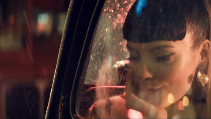 Lily Allen 'Our Time' by Chris Sweeney