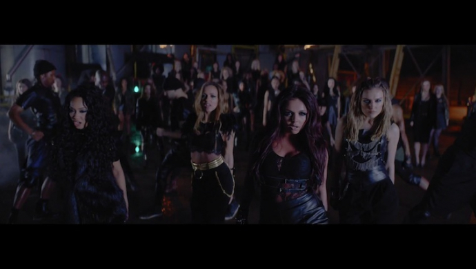 Little Mix 'Salute' by Colin Tilley