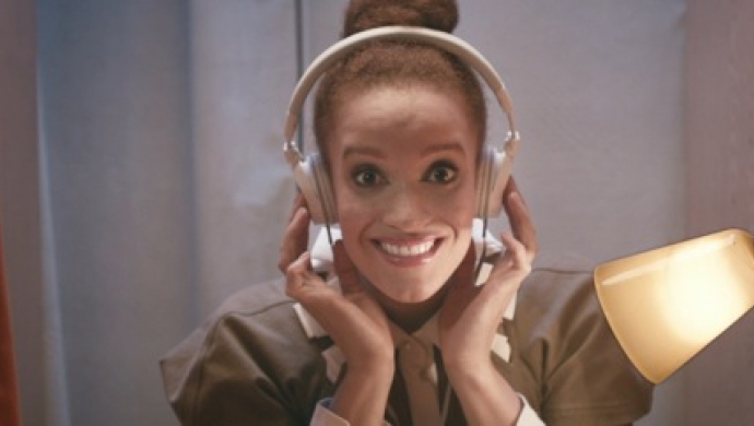 Little Boots 'Headphones' by Bullion Collective