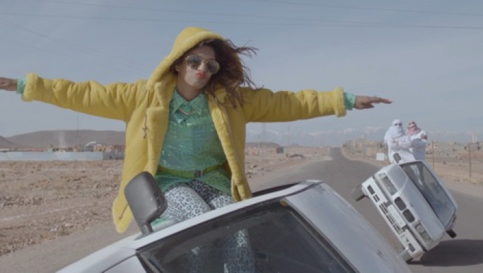 M.I.A. 'Bad Girls' by Romain Gavras