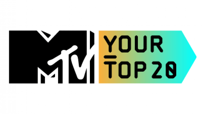 MTV launches new social media-based music video chart Your MTV Top 20