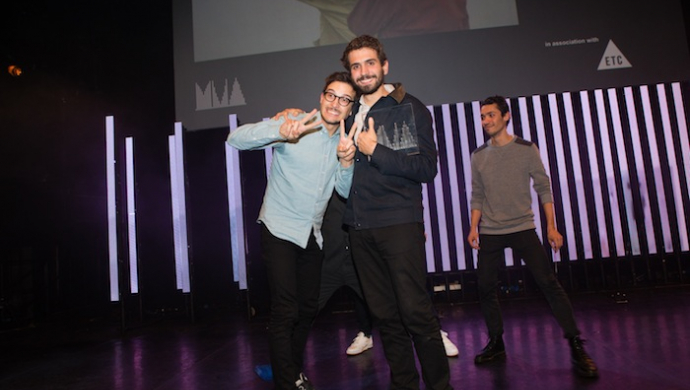 UK Music Video Awards 2014: in pictures!