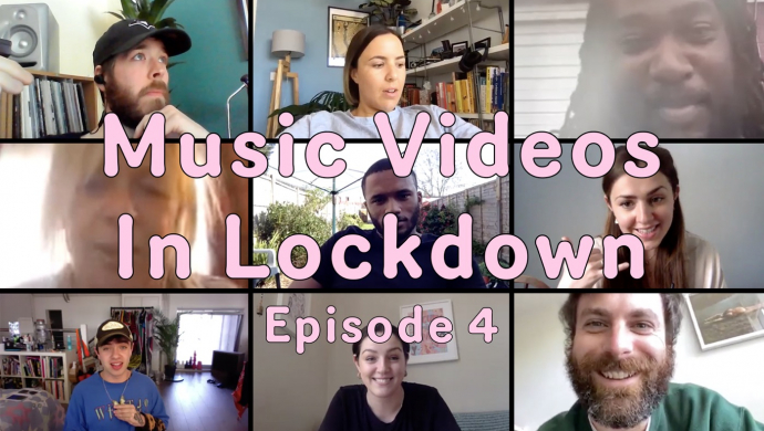 'MUSIC VIDEOS IN LOCKDOWN' Episode 4: Wonderings And Worries - exclusive on Promonews