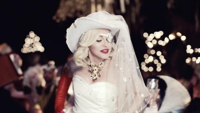 Madonna ft Maluma 'Medellin' by Diana Kunst & Mau Morgo