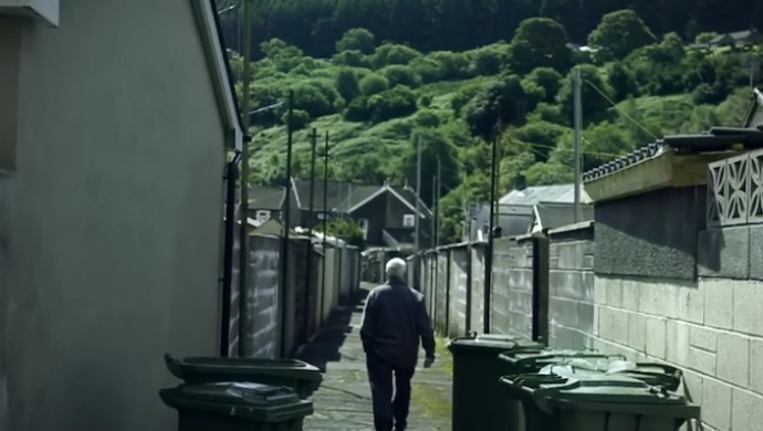 Manic Street Preachers ft Richard Hawley 'Rewind The Film' by Kieran Evans