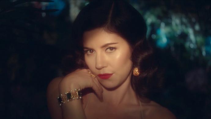 Marina & The Diamonds 'Froot' by Chino Moya