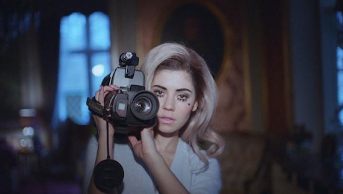 Marina and the Diamonds 'Prima Donna' by Casper Balslev