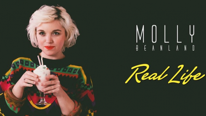 Molly Beanland 'Real Life' by Jonathan Entwistle
