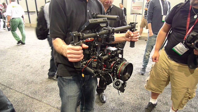 Test-drive the MoVI M10 at DECODE open day on Feb 18th!