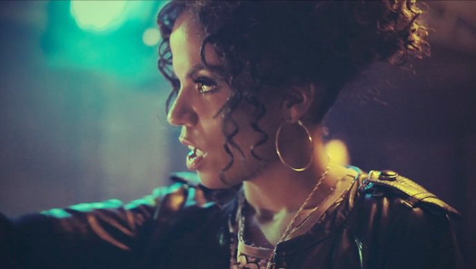 Ms Dynamite 'Neva Soft' by Amit & Naroop